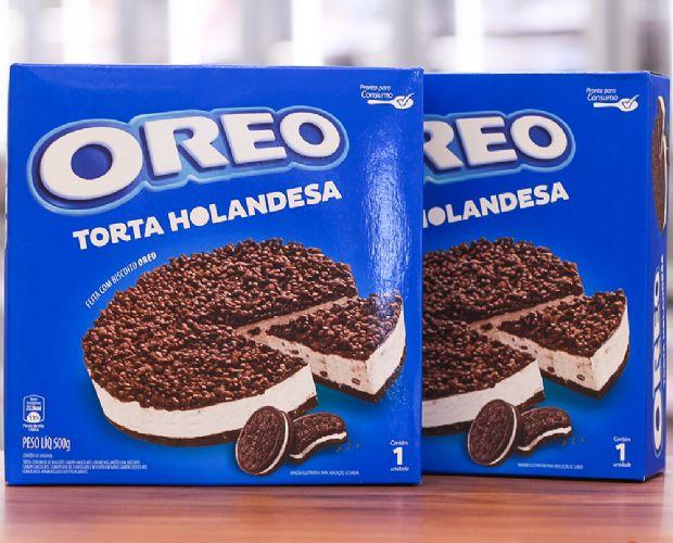 Torta Holandesa Oreo