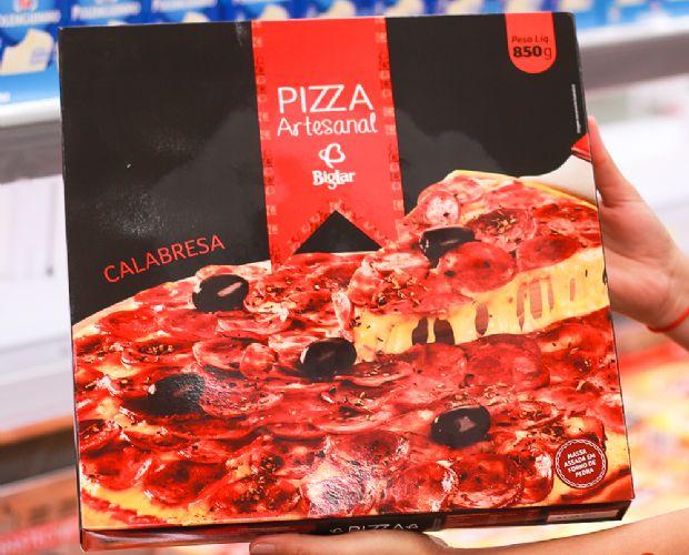 Pizzas Artesanais do BigLar