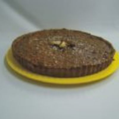 Cake de Castanhas com açúcar Mascavo