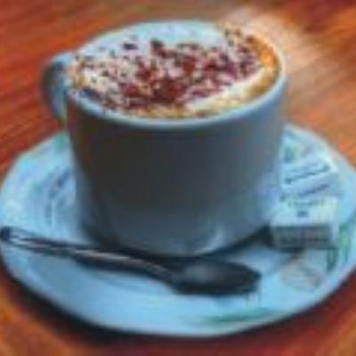 Aconchego de café com chocolate