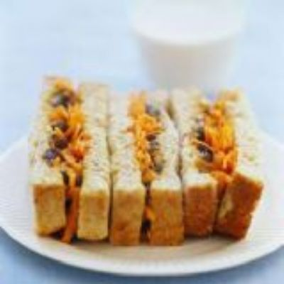 Sanduíche de Frango com Cogumelo