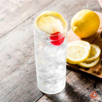 Cocktail Lemon White