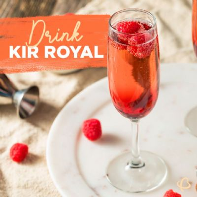 Drink Kir Royal