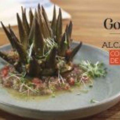 Alcachofra com Vinagrete de Cupuaçu
